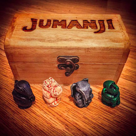 Replica Jumangi Board Game