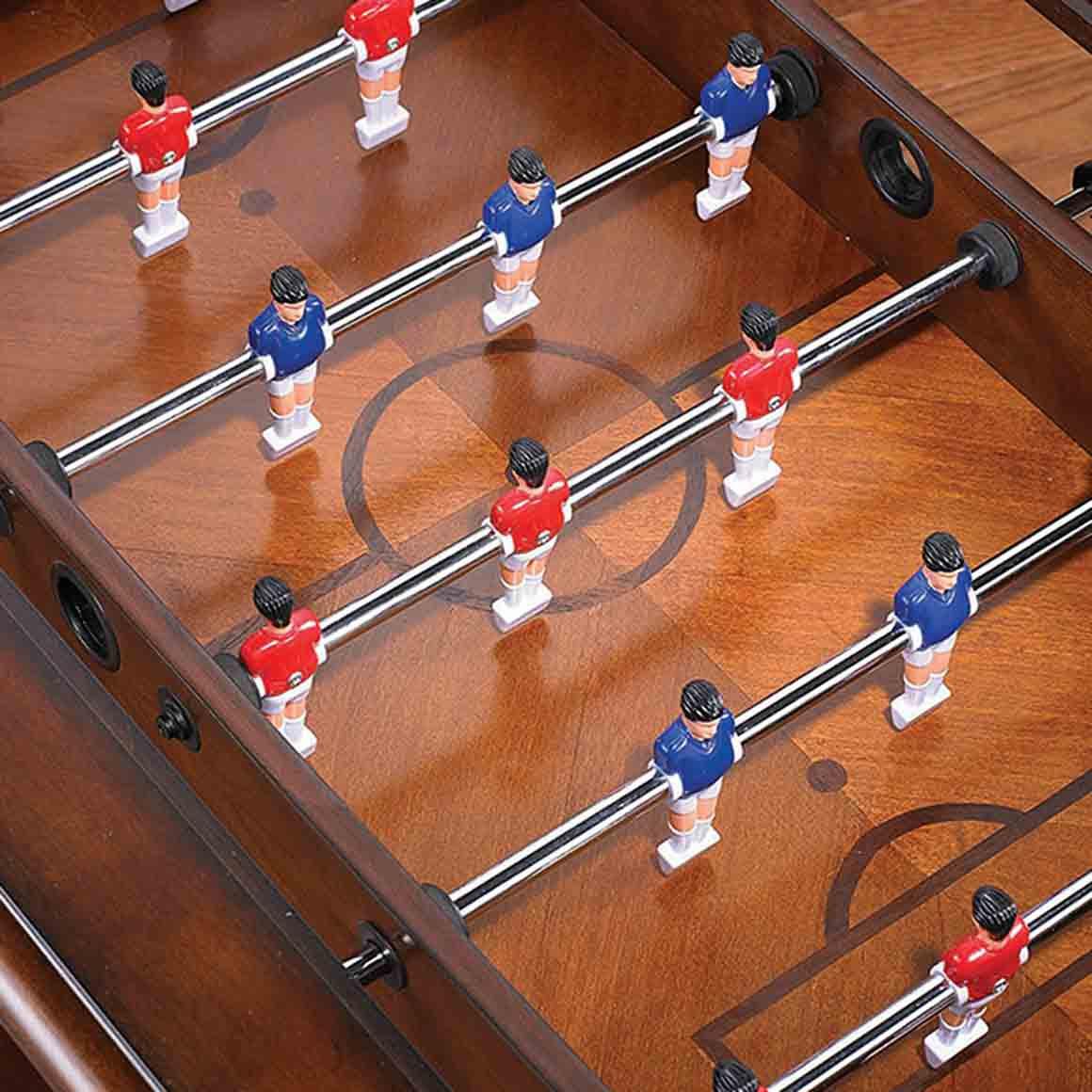 Wooden Foosball Coffee Table